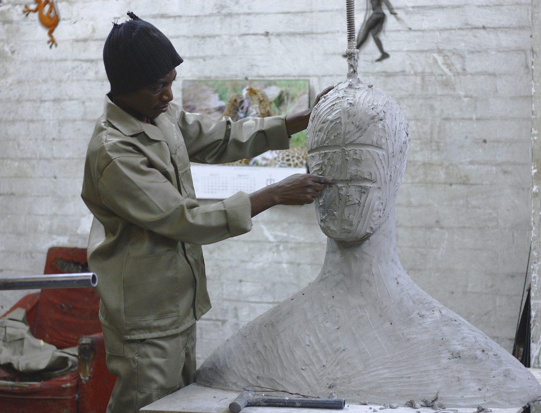Vad är en skulptör?